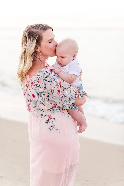Alexandra Michelle Photography - Virginia Beach - Sand Dunes - Family Portraits - Summer 2019 - Midgette-117