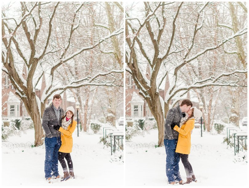 Alexandra Michelle Photograpy - January Snow - Baltimore Maryland-4