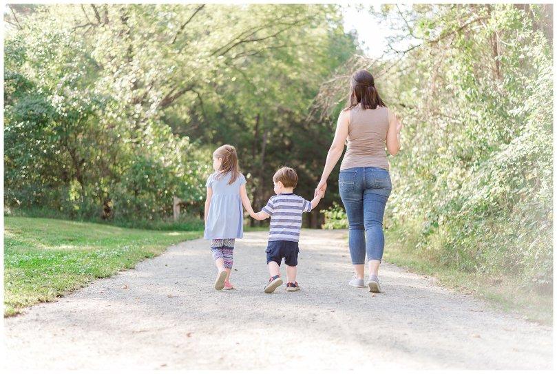 Alexandra Michelle Photography - 2019 - Charlottesville Virginia - Monticello Trail - Childhood Photographer - Family Portraits - Davidson-38