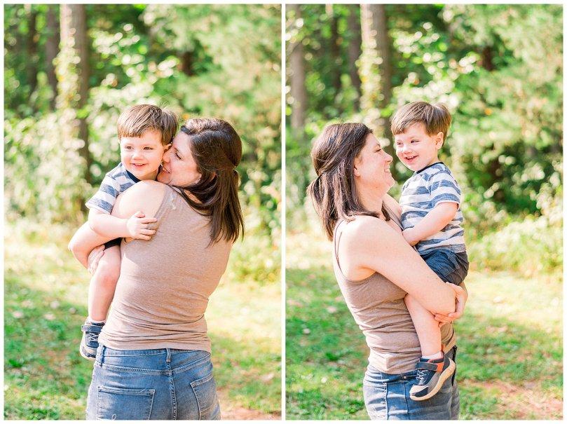 Alexandra Michelle Photography - 2019 - Charlottesville Virginia - Monticello Trail - Childhood Photographer - Family Portraits - Davidson-59