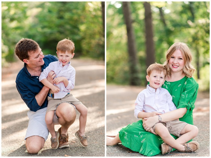 Alexandra Michelle Photography - 2019 - Richmond Virginia - Bryan Park - Family Portrait Photographer - Family Portraits - Fall - Leak Family-17
