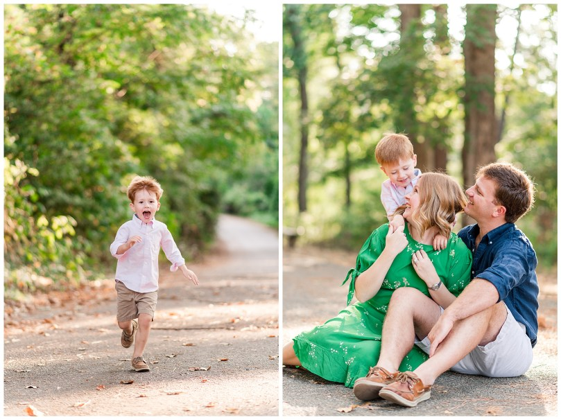Alexandra Michelle Photography - 2019 - Richmond Virginia - Bryan Park - Family Portrait Photographer - Family Portraits - Fall - Leak Family-62-1