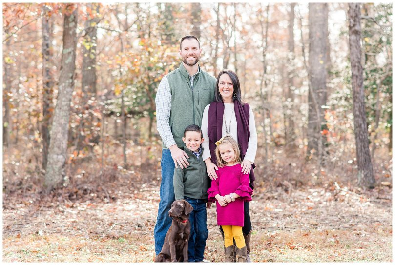 Alexandra Michelle Photography - Christmas Minis - 2018 - Family Portraits - Crump Park - Collier-8