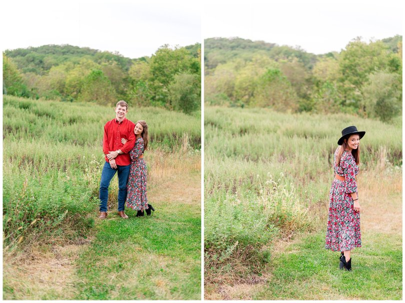 Alexandra Michelle Photography - Fall 2019 - Baltimore Maryland - Cromwell Valley Park - Family Portraits - Travis-36