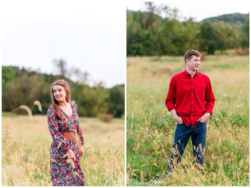 Alexandra Michelle Photography - Fall 2019 - Baltimore Maryland - Cromwell Valley Park - Family Portraits - Travis-62