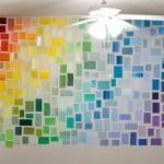 Paint Sample Wall The Art Of Alexandra Brown