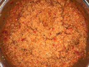 quinoa with veggies recipe
