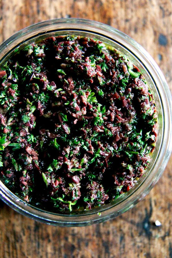 Olive Tapenade Alexandra39s Kitchen