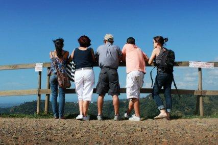 Family Get-Away - Orocovis, PR, 2012