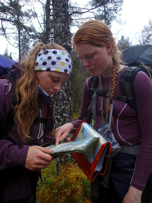 Map checking