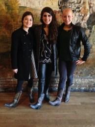 Rockin' da boots