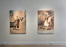 Alexandra Eldridge | The Land of Dreams is Better Far exhibition
