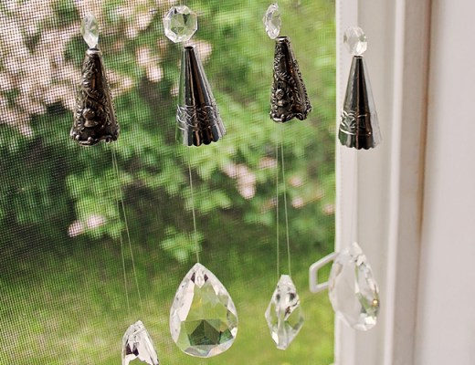 DIY Celtic Wind Chimes | Alex Inspired