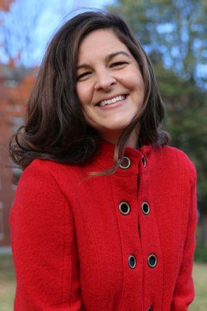 Headshot of Alexandra S. D. Hinrichs