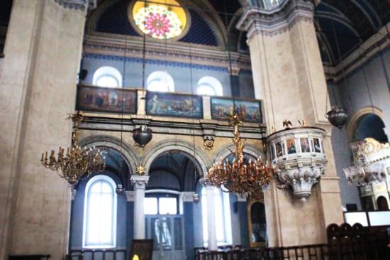 Istanbul - Church's front door