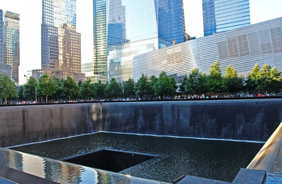 9/11 attacks - Memorial