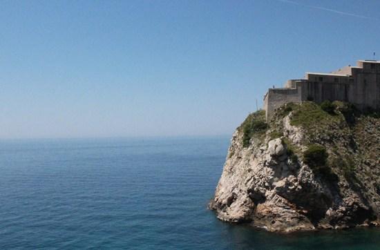 Dubrovnik - Cliff 2