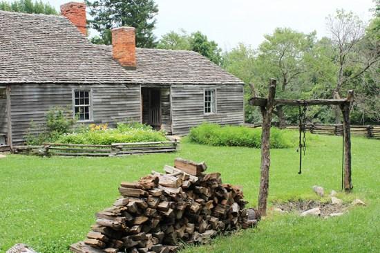 Missouri Town 1855 - House 2