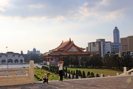 Living in Taipei City, Taiwan - Liberty square 6
