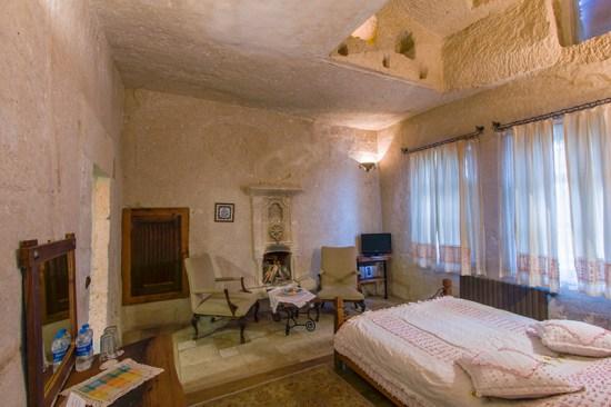 Cave Hotel in Cappadocia, Turkey - Room 1