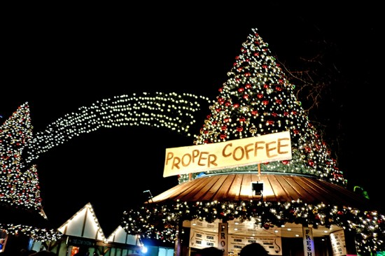 Winter Wonderland 2014 - Proper Coffee