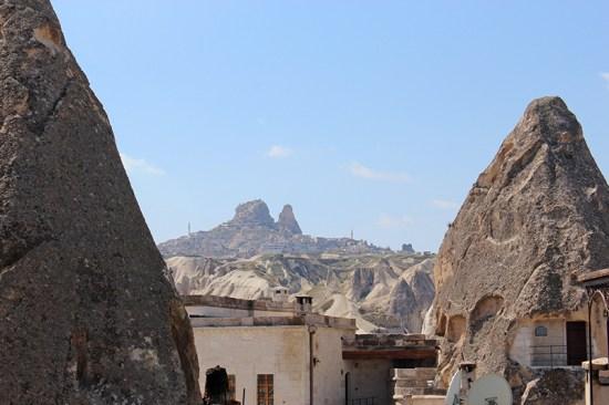 Cave Hotel in Cappadocia, Turkey - View 2