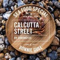 Calcutta Street Seafood Pop-up