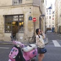 【漫步巴黎】许多人都没到过的复古时尚小区 Le Marais