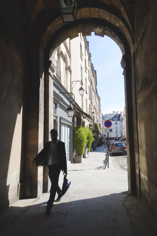 Le Marais - Place des Voges 4