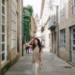 Santiago de Compostela – Kissed and Tell