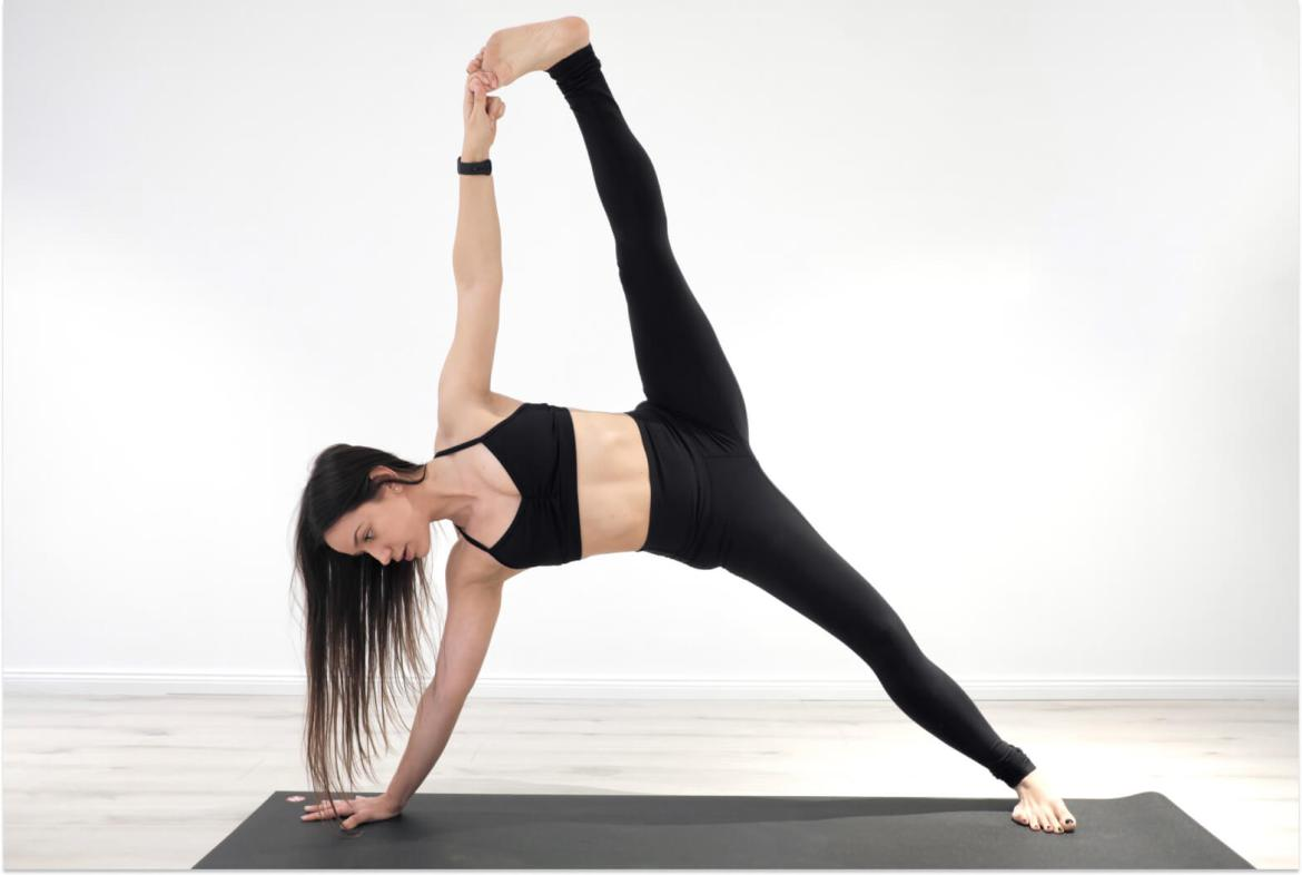 Short and sweet vinyasa yoga flow