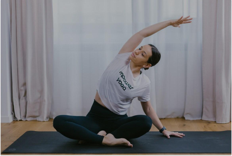 Quick Morning Yoga Stretch