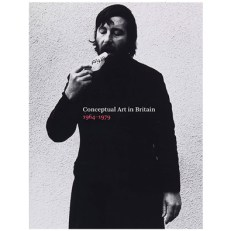 Conceptual Art in Britain 1964-79 Catalogue image
