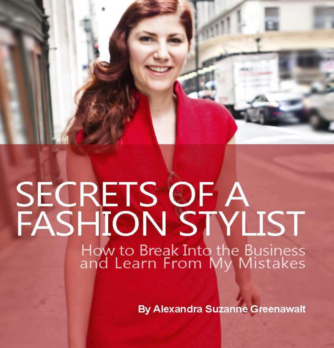 Secrets of a fashion stylist