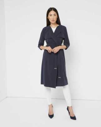 Ted Baker's CORABEL Lightweight trench coat