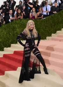 Madonna MET