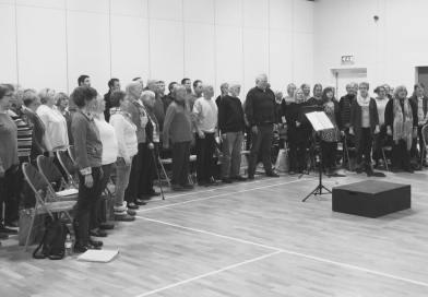 Choir Festival makes its debut