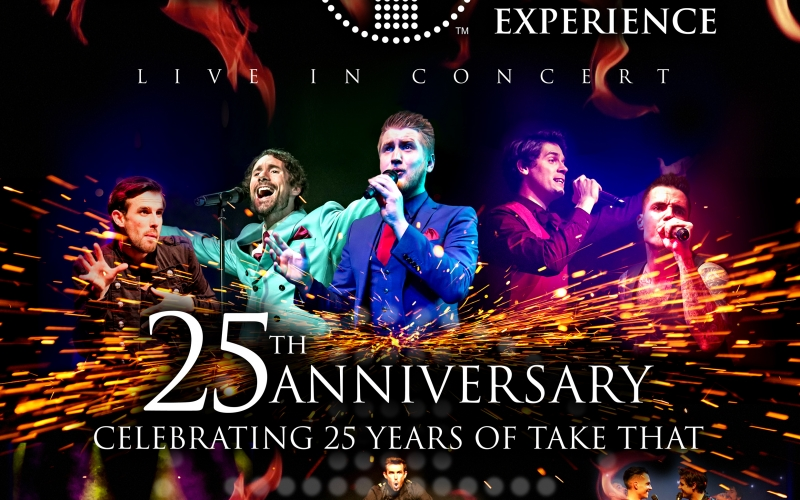 TAKE THAT EXPERIENCE 2017