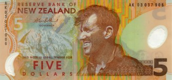 "Sir Edmund Hillary. Kellerman, Louise. ""Neu New Zealand Bank Notes – A Missed Opportunity."" November 21, 2014. http://www.designassembly.org.nz/articles/neu-new-zealand-bank-notes"