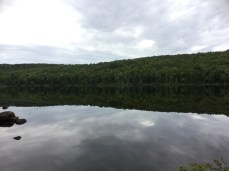 Calm waters in La Maurice Park, Quebec. Traditional territory of the Atikamekw and Algonquian peoples.