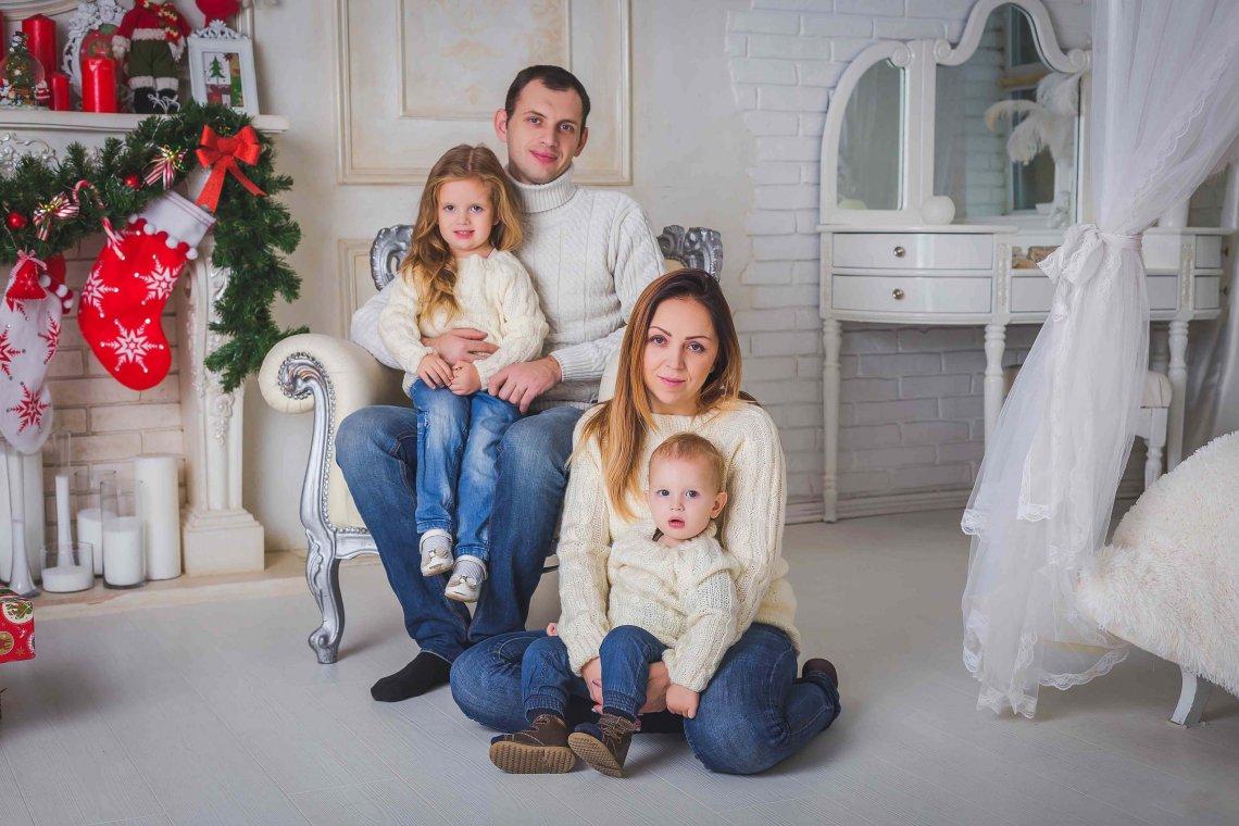 Семейная фотосъемка в Харькове