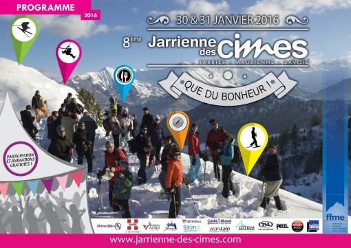 La Jarrienne des Cimes 2016