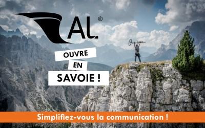 Alexandre Gros ouvre AL.® en Savoie.