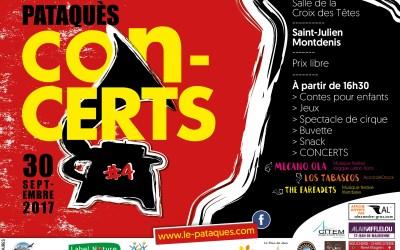 AL.® soutient les Pataquès Concerts !