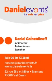 CdV Danielevents