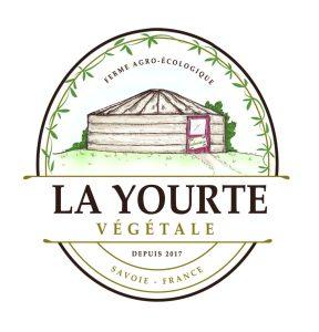 Logo La Yourte Végétale Montaimont Saint-François Longchamp Maurienne AL. Savoie Communication