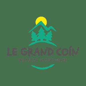 logo espace nordique le Grand Coin Maurienne Savoie Ski