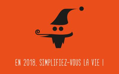 BONNE ANNÉE 2018 !