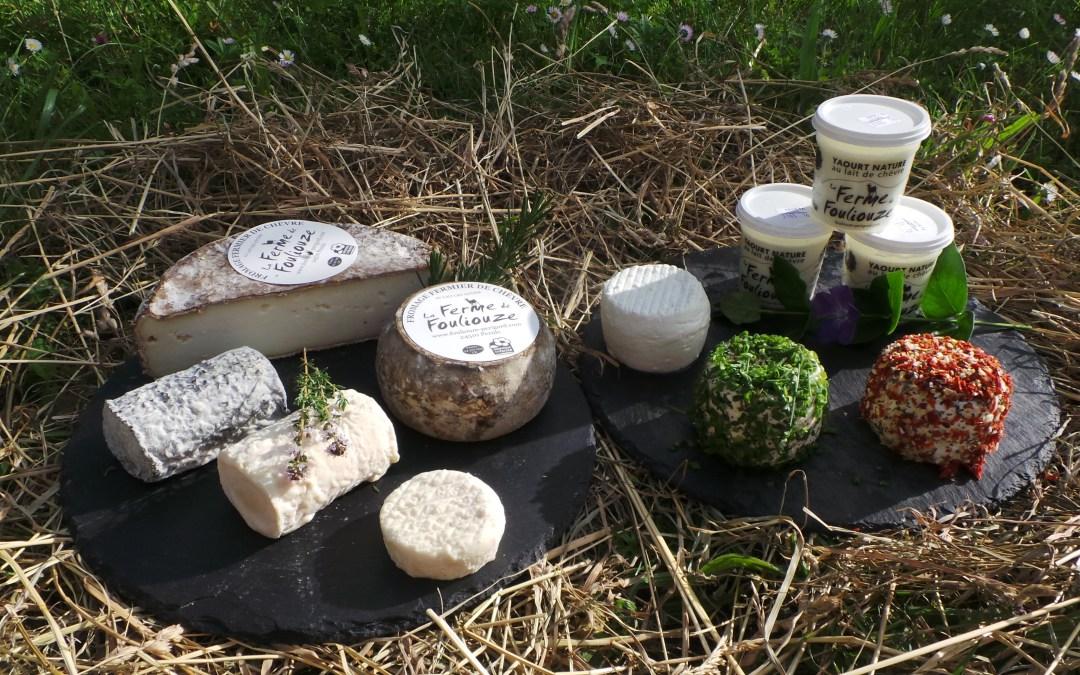 La Ferme de Fouliouze : Et si on en faisait tout un fromage ?