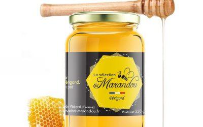 Une nouvelle gamme de miel pour le Rucher du Marandou